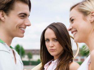 Любовь и дружба: любой третий в паре - лишний