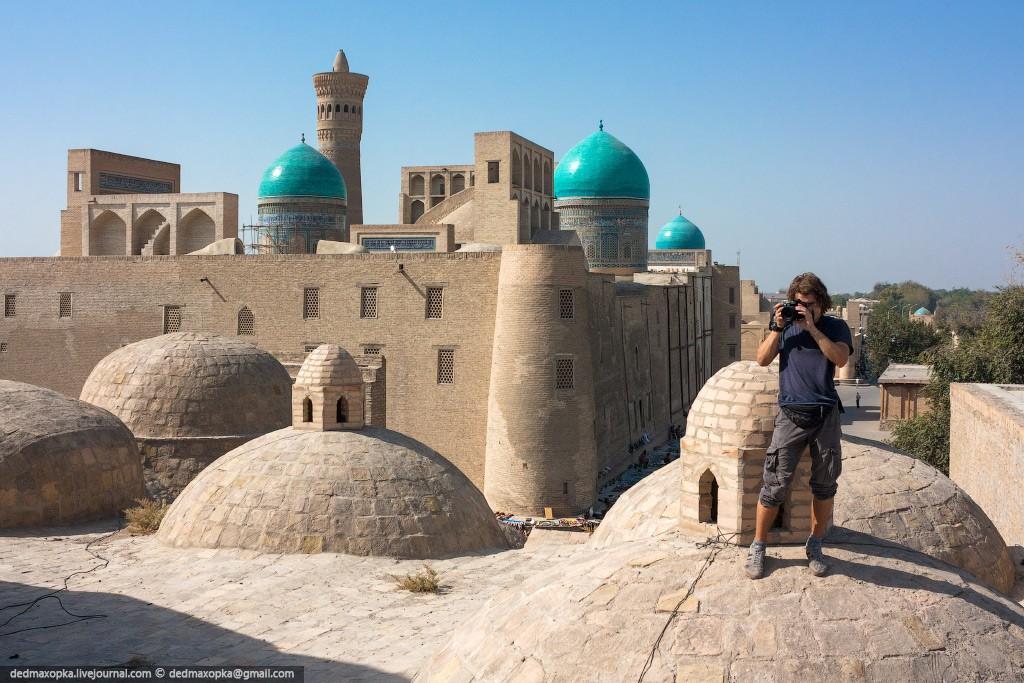 Узбекистан является одной из самых любимых стран для туристов из Франции