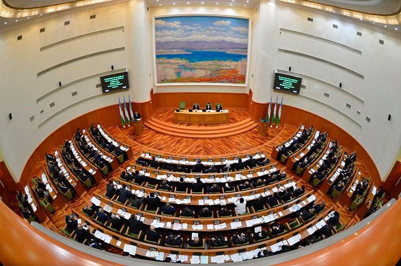 Сенат рассмотрит законы о мирном атоме и правах женщин 23 августа