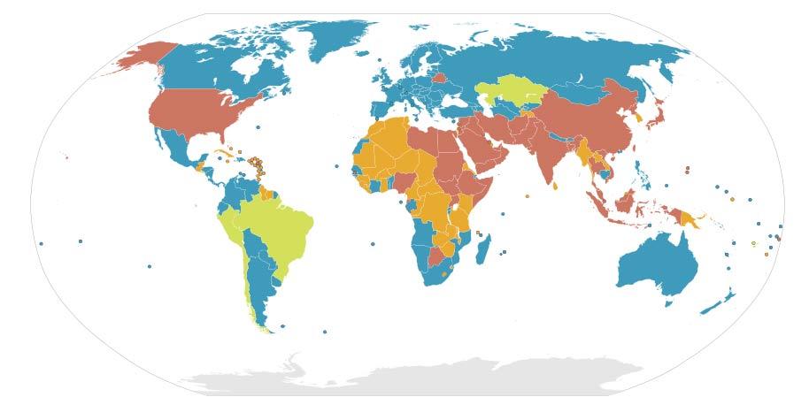 Узбекистан  – одна из немногих стран в мире