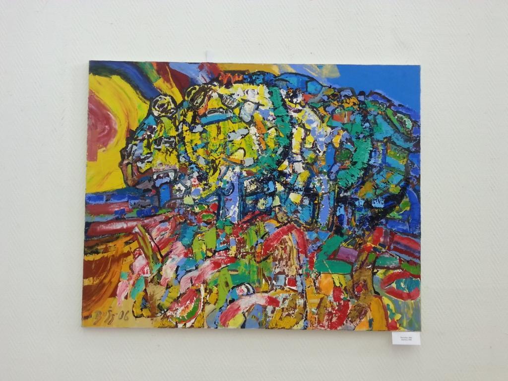 В Доме фотографии открылась выставка латвийского художника Валдиса Бушса