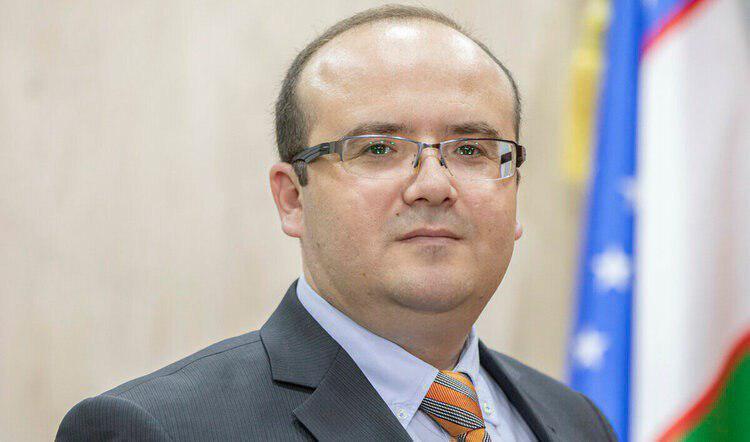 У Комила Алламжонова новый заместитель