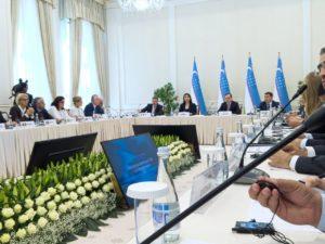 Обратной дороги нет. О свободе слова в Узбекистане