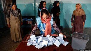 Итоги выборов в Афганистане откладываются