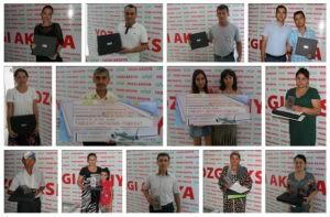 Победители Летней акции Artel