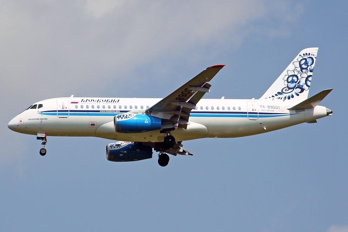 Самолеты авиакомпании «Московия» не будут летать в Узбекистан