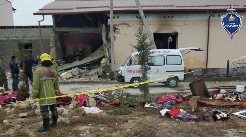 В Ташкентской области в результате взрыва погибли два человека