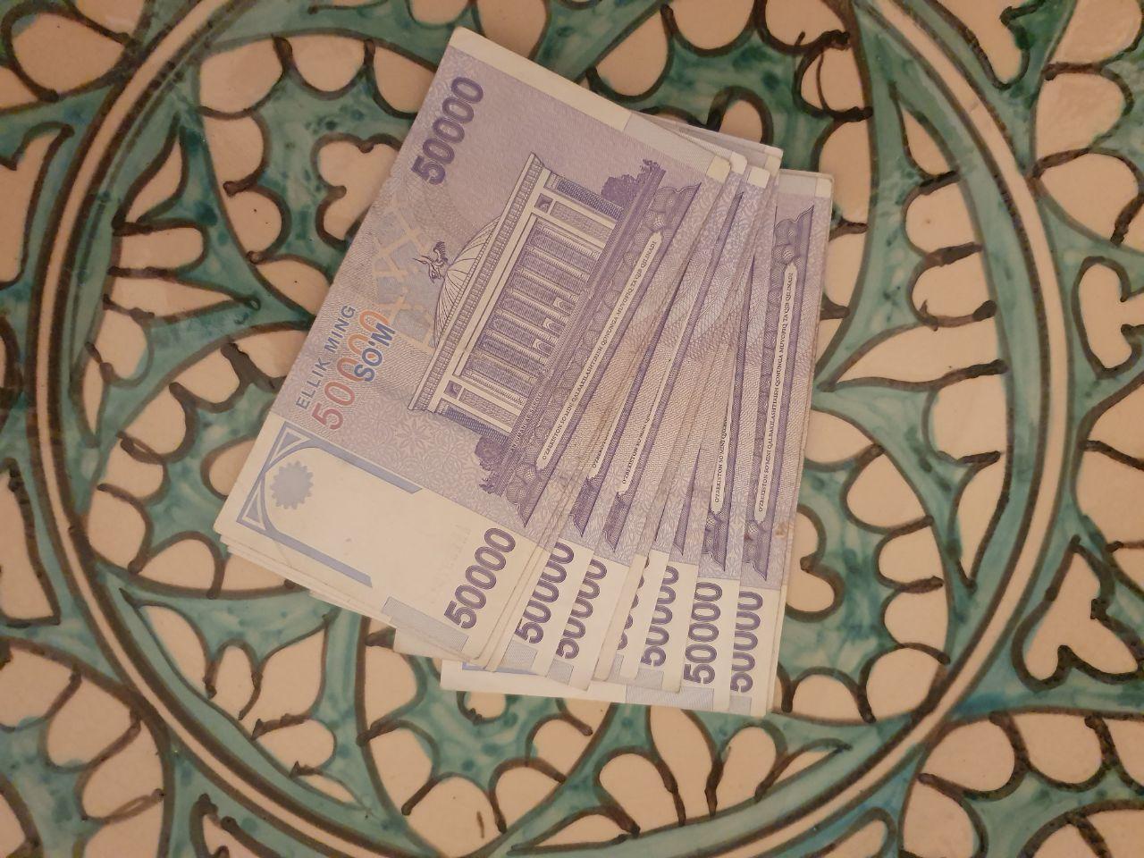 О внутреннем валютном рынке Узбекистана