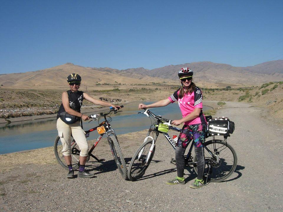 Чего не достает велосипедистам Ташкента? Часть вторая
