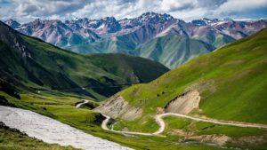 Новая немецкая инициатива по Центральной Азии «Зеленая Центральная Азия»