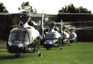 В Узбекистане планируют открыть вертолетную компанию