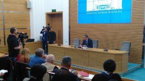 «Попытаемся все оживить»: руководитель пресс-службы столичного хокимията провел первую встречу с журналистами и блогерами