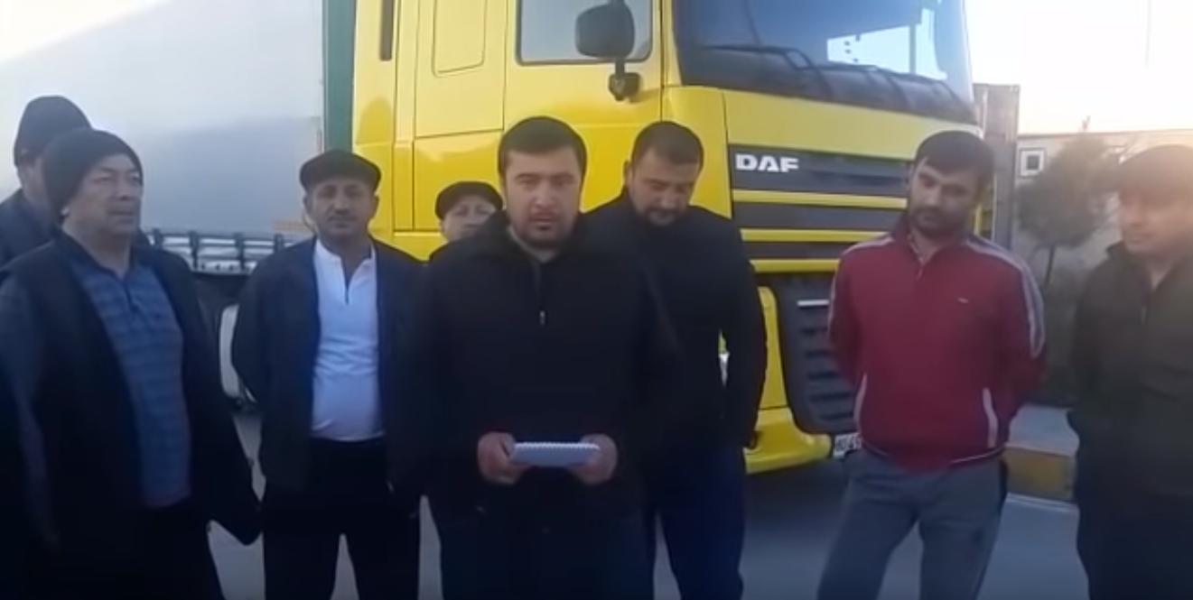 МИД Узбекистана взял под контроль ситуацию с застрявшими на иранской границе водителями