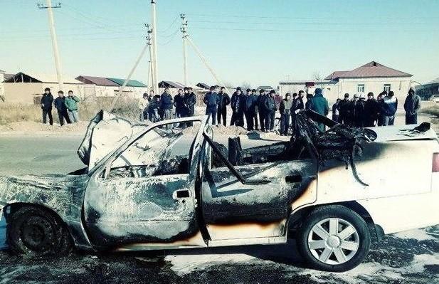 В ДТП в Нукусе погибли два человека
