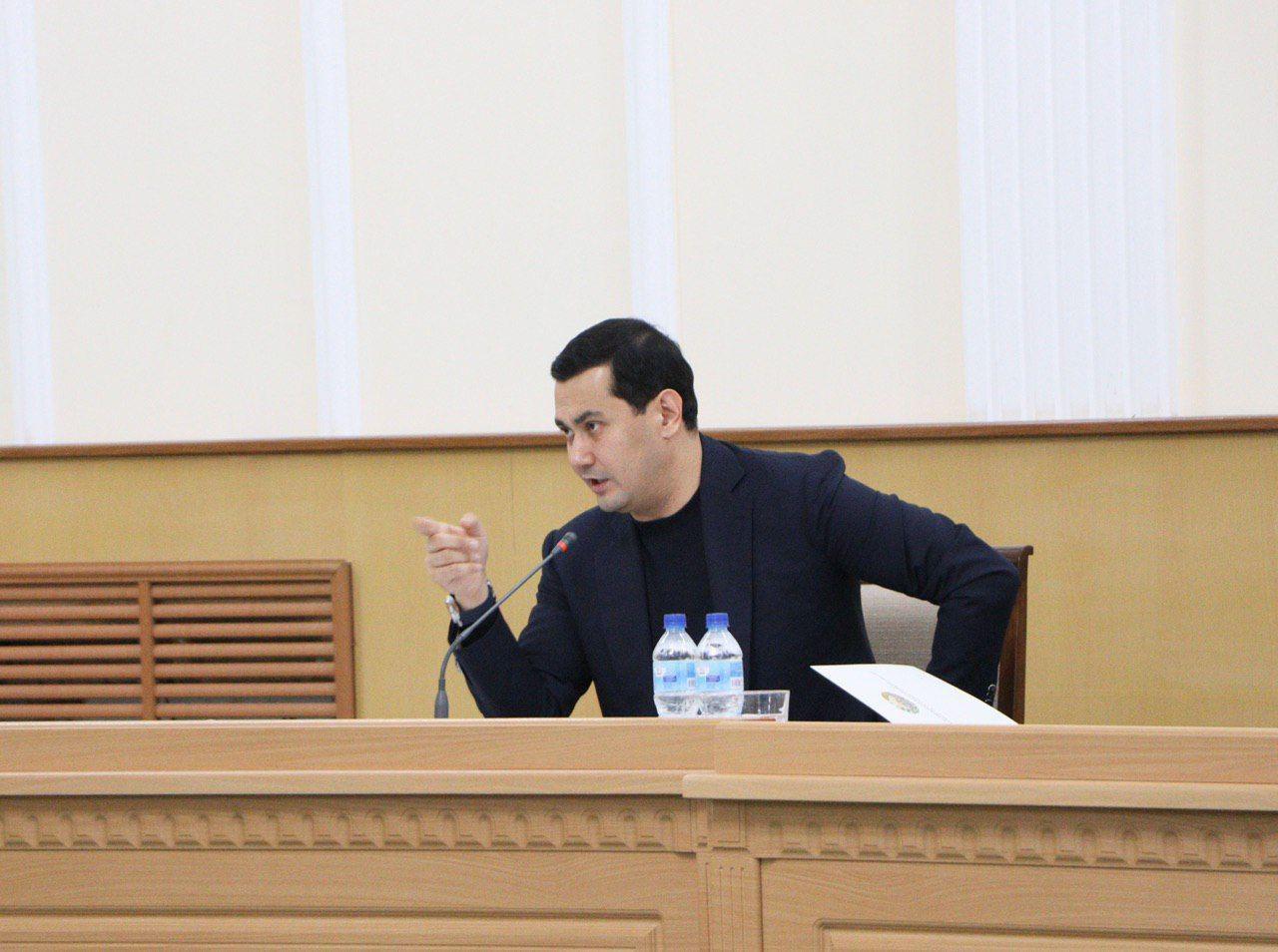 Сардора Умурзакова могут назначить на пост вице-премьера. Что о нем известно?