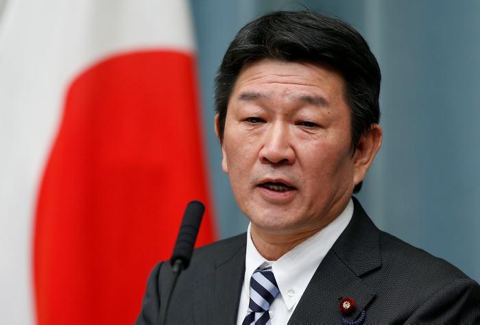 Министр экономики Японии посетит Узбекистан