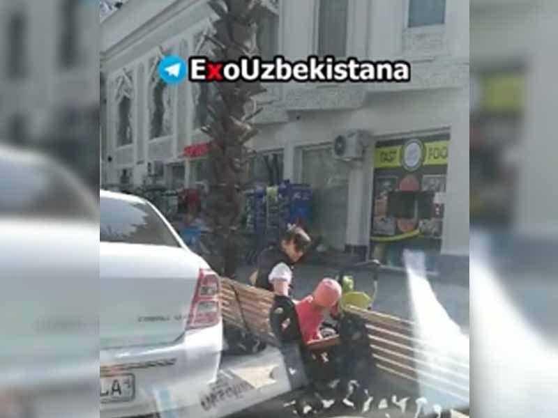 ГУВД Ташкента разыскивает женщину