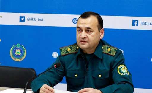Рустам Джураев стал главой Национальной гвардии