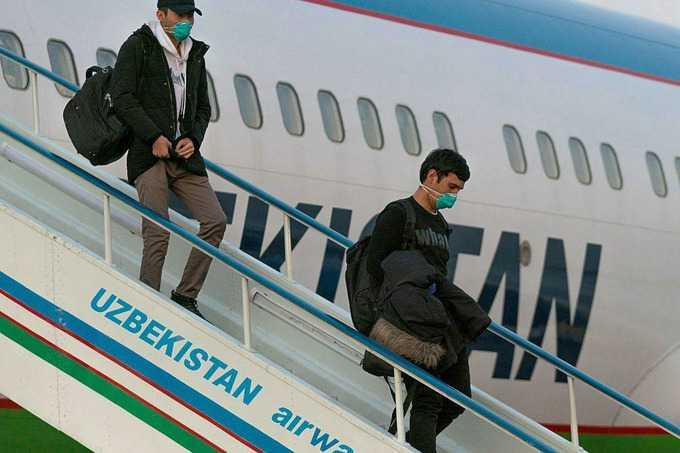 Главные новости по коронавирусу в Узбекистане к этому часу