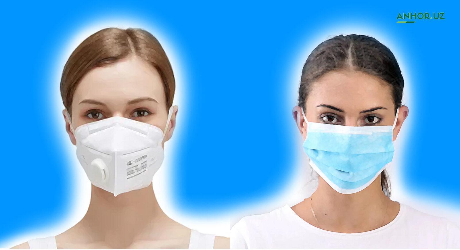 За отсутствие масок вводят штрафы. Как правильно их носить? И почему лучше масок работают респираторы? (обновлено)