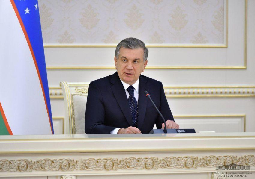 Шавкат Мирзиёев подписал указ о поддержке бизнеса и населения в период карантина. Главное из выступления