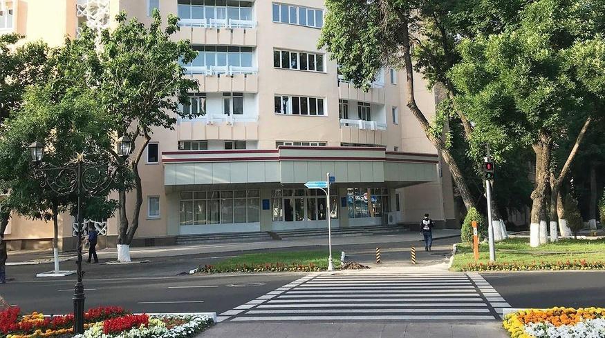 Роддом №6 в Ташкенте закрыли на карантин