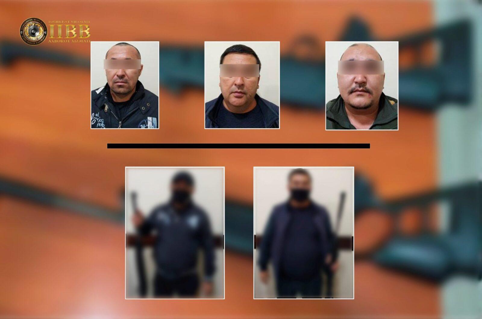 УВД Ташкентской области задержало подозреваемых в отстреле бездомных собак