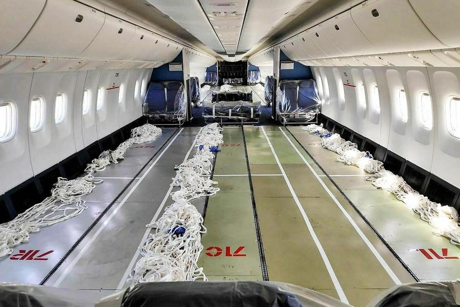 Uzbekistan Airways иккита йўловчи самолётни юк ҳаво транспортига айлантиради