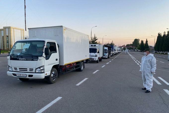 Тела 17 узбекистанцев доставлены из России на родину