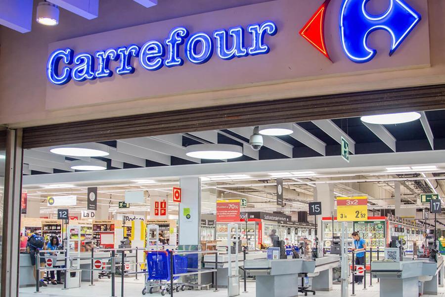 Первый магазин Carrefour планируют открыть в третьем квартале этого года