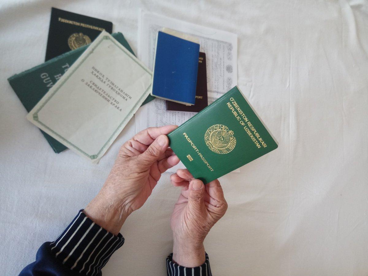 В ООН приветствовали выдачу Узбекистаном гражданства 50 тысячам человек