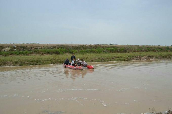 «Узбекгидроэнерго»: акционерное общество не участвовало в строительстве Сардобинского водохранилища