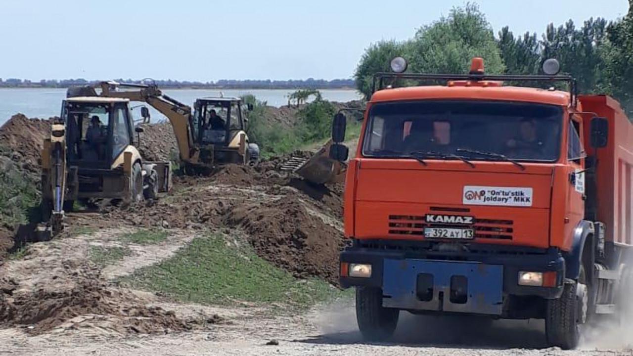 Казахстан откроет границу с Узбекистаном для ликвидации ЧС на Сардобинском водохранилище