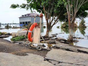 Экспертное мнение о причинах обрушения дамбы на Сардобинском водохранилище