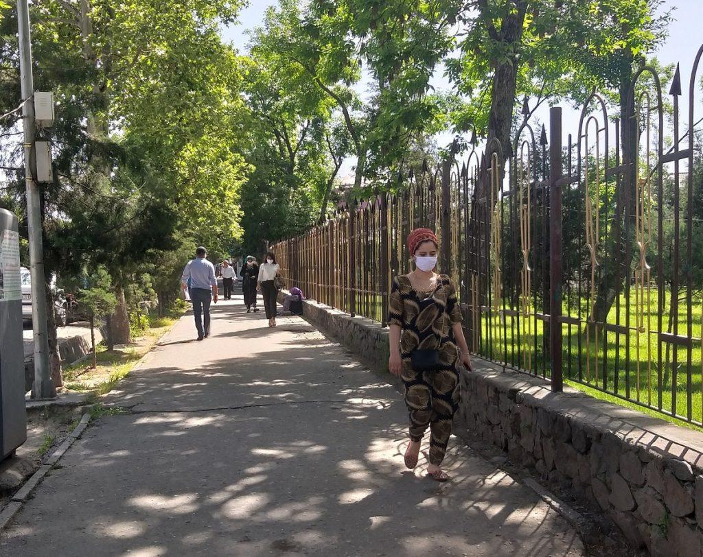 Коронавирус в Таджикистане: власти пока не демонстрируют решительность