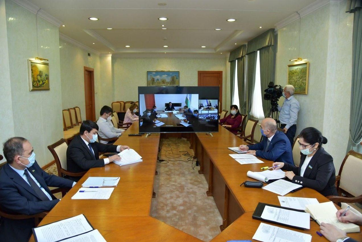 В Андижанской области выявили неэффективное расходование средств из-за чего ряд махаллей остается без питьевой воды