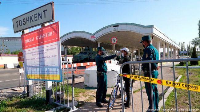 С 8 мая в регионах Узбекистана начнут действовать уровни карантина