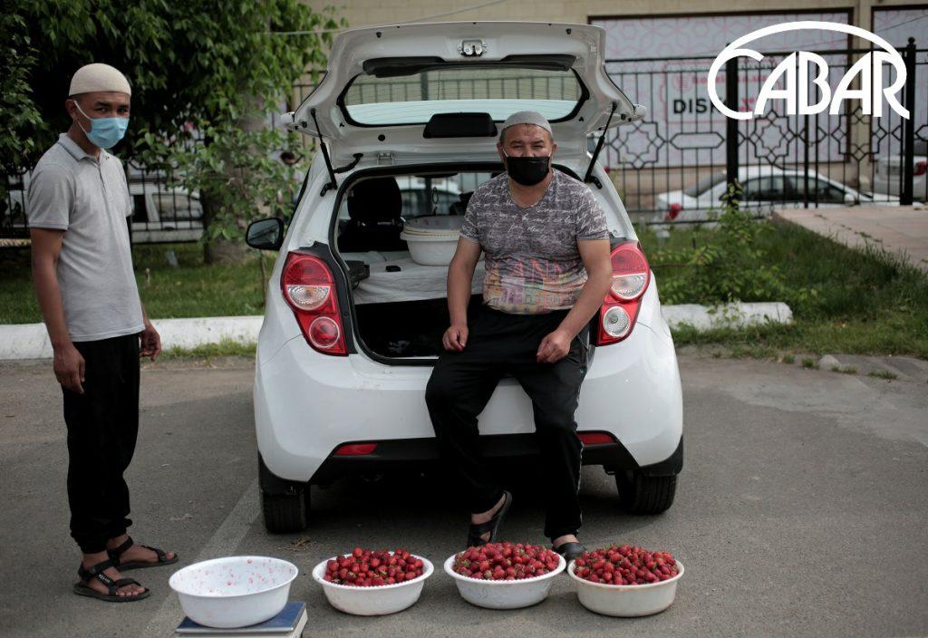 Фоторепортаж: Тошкент карантин даврида