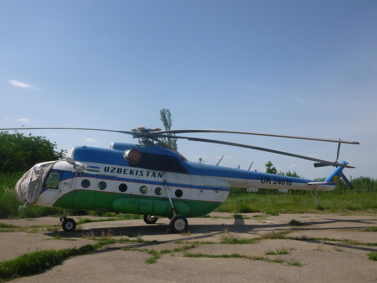 Uzbekistan Airways продает два вертолета на сумму около $2