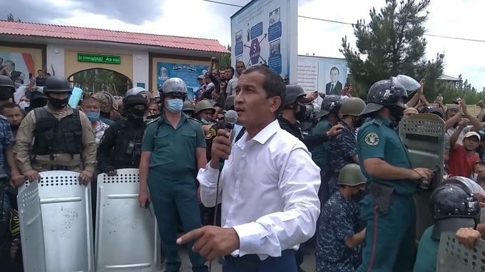 Ўзбекистон-Қирғизистон чегарасида юз берган низо натижасида  187 нафар ўзбекистонлик жабрланган