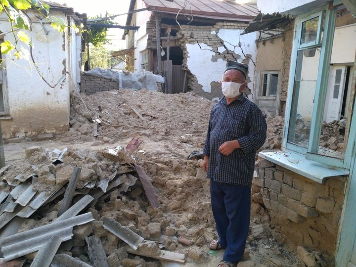 Три семьи из Самарканда остались без жилья после селя: в хокимияте не дают внятного ответа