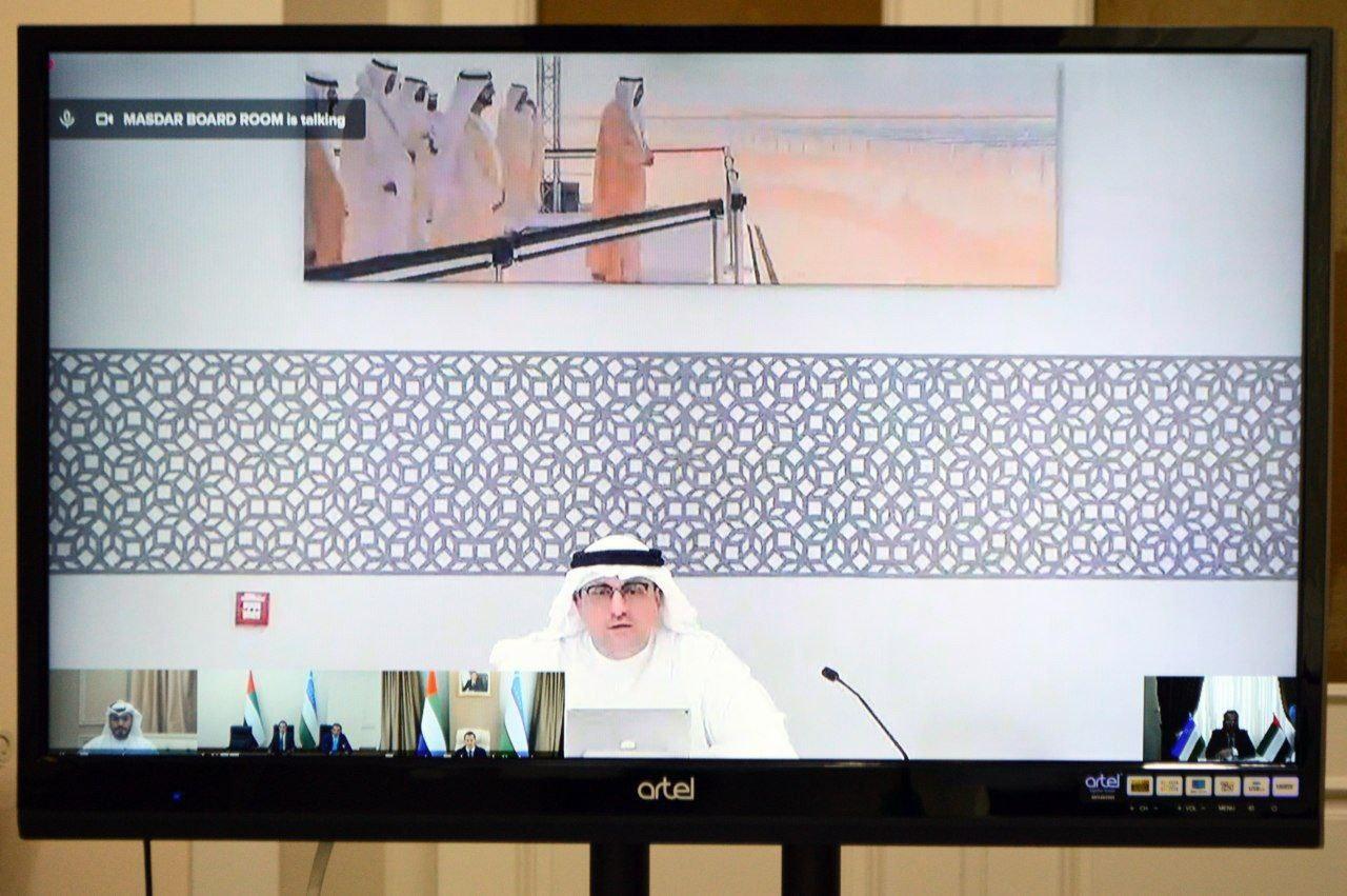 Эмиратская компания построит в Навоийской области ветряную электростанцию до конца 2023 года