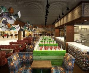 Сеть кафе узбекской кухни откроют в Новосибирске