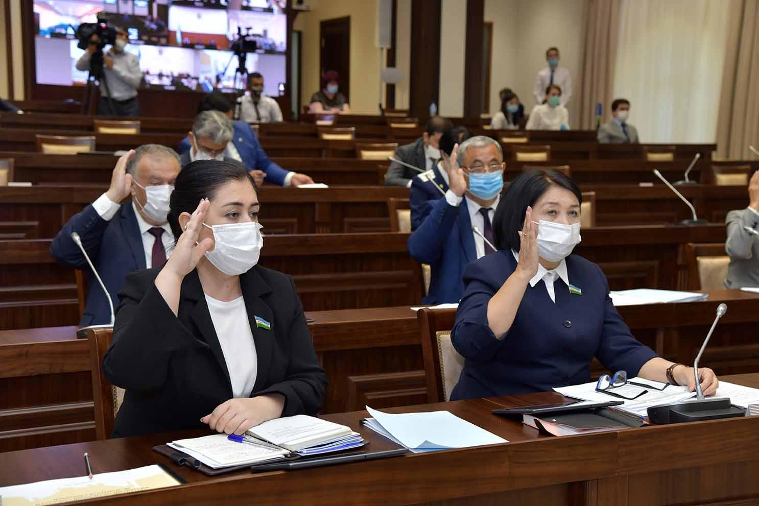 Сенат отклонил закон «Об участии граждан в охране общественного порядка»