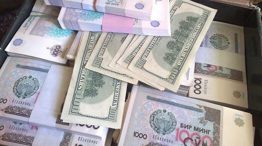 Сотрудники Кашкадарьинского районного управления благоустройства присвоили около 80 миллионов сумов наличными