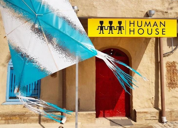 Human House асосчиси бузилиши режалаштирилган уйни сотиб олишга муваффақ бўлди