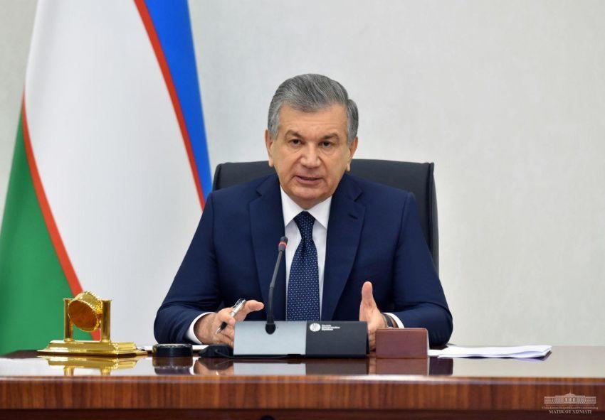 Президент Ўзбекистонга пульсоксиметрлар олиб келишни топширди