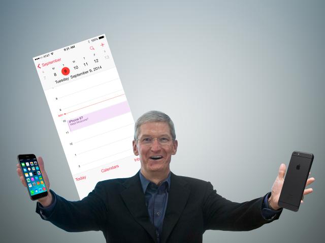 В сентябре Apple представит iPhone нового поколения