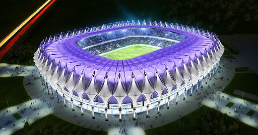 Тестовые испытания для поступления в вузы пройдут на стадионах