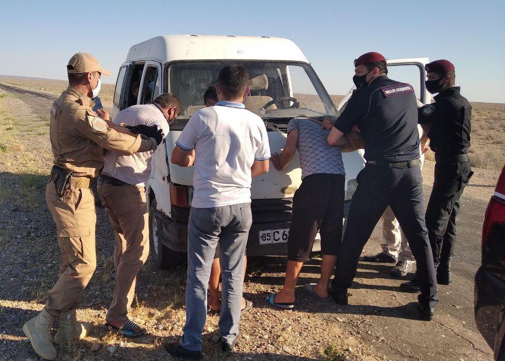 Жители Хатырчинского района незаконно добыли золото на сумму 230 млн сумов